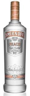 Smirnoff Vodka Peach 1.00l